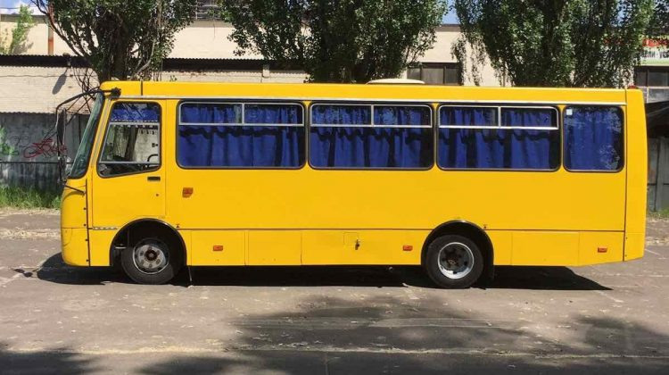 аренда автобуса киев цена