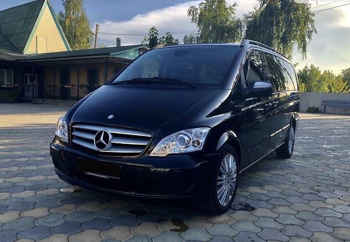 такси микроавтобус киев
